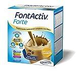 Fontactiv Fontactiv Forte sabor Café (14 sobres de 30gr) Suplemento Nutricional para Adultos y Mayores- 30 grs. 1 o 2 veces al día 420 g