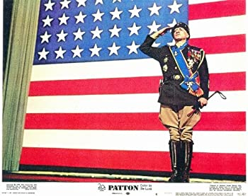 Patton POSTER Movie  1970  Style A 11 x 14 Inches - 28cm x 36cm  George C Scott  Karl Malden  Stephen Young  Michael Strong  Frank Latimore  James Edwards  Lawrence  Larry  Dobkin