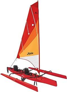 Hobie Mirage Tandem Island Kayak Red Hibiscus