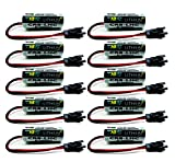 10PC Fuji CR8-LHC Replacement Battery 3V Automatic Flusher