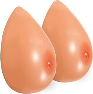 Silicone Breast Forms – Prosthesis Fake Breasts for Crossdressers Mastectomy..