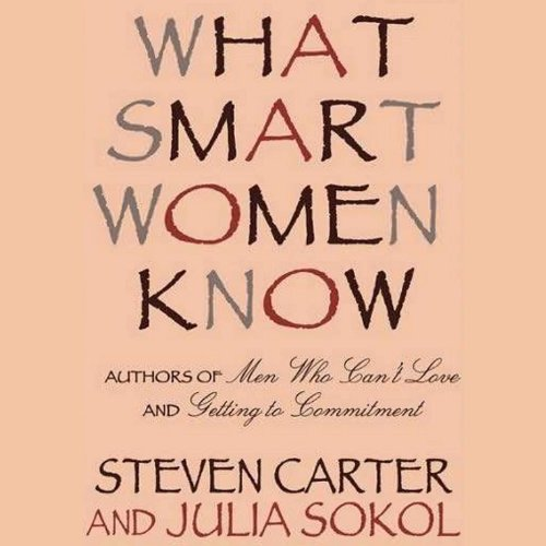 What Smart Women Know audiobook cover art