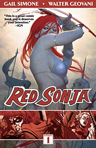 Red Sonja Vol. 1: Queen of Plagues (English Edition)