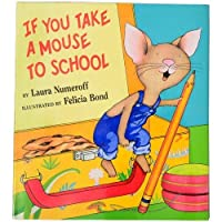 Constructive Playthings HR-328 If You Take A Mouse To School Book by Constructive Playthings [並行輸入品]