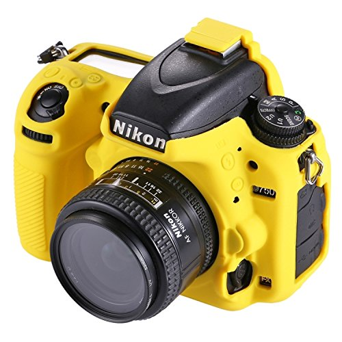 MECAWEB CUSTODIA SILICONE TPU COVER CASE PER FOTOCAMERA Nikon D750
