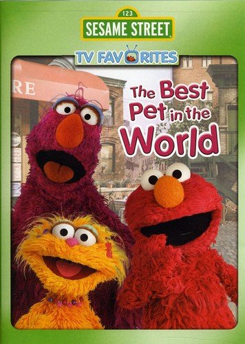 Sesame Street TV Favorites: The Best Pet in the World (Best Looking Vagina In The World)