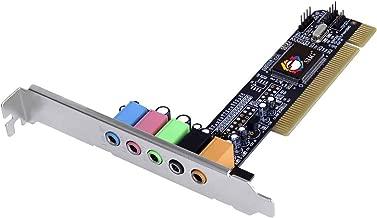 SIIG Soundwave 5.1 PCI Sound Card IC-510012-S2