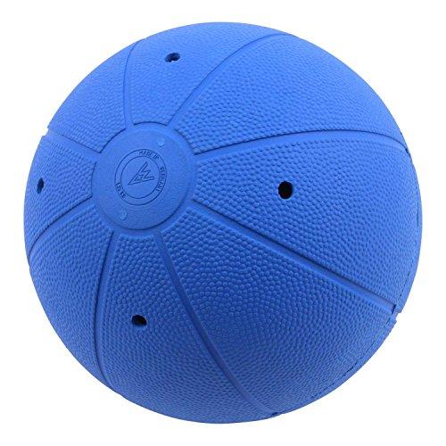 WV Original Goalball für Sehbehinderte - IBSA - 1250 Gramm - 25 cm - Blau