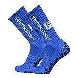 Khaco Meias de corrida para esportes ao ar livre Meias de compressão e alongamento para futebol americano Futebol meias meias antiderrapantes com alças