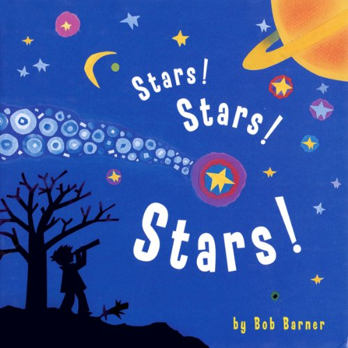 Stars! Stars! Stars! audiobook cover art