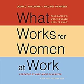 What Works for Women at Work cover art