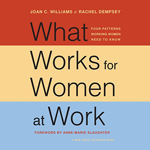 What Works for Women at Work audiobook cover art