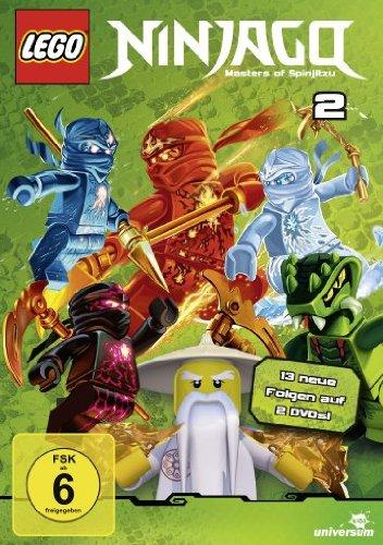 Lego Ninjago: Meister des Spinjitzu 2 [2 DVDs]