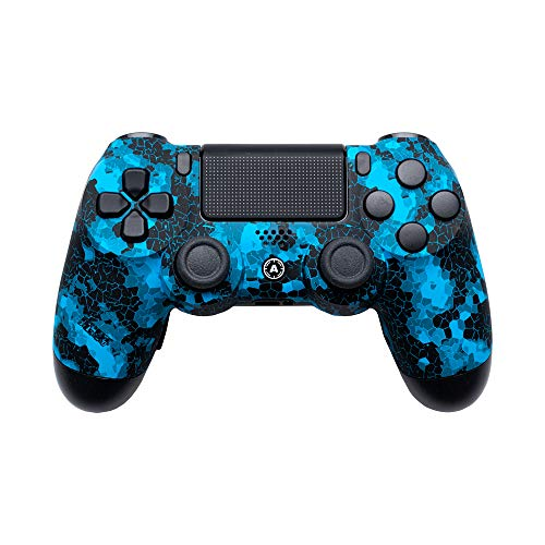 AimControllers PS4 Custom Wireless Controller, Playstation 4 Personalized Gamepad with 4 Paddles - Color