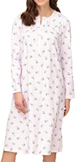 Thieme 3 colori Donna Sleepshirt Camicia Da Notte 1//1 braccio COTONE TG. 56//58 /& 60//62
