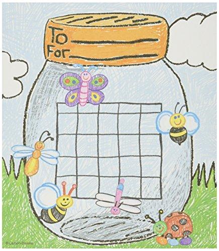 Carson Dellosa Bugs Kid-Drawn Mini Incentive Charts (6127)
