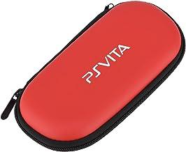 کیف مخصوص PS Vita ، کیف محافظ ضد شوک قابل حمل مخصوص محافظ Sony PS Vita (قرمز)