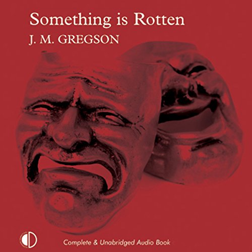 Something Is Rotten audiobook cover art