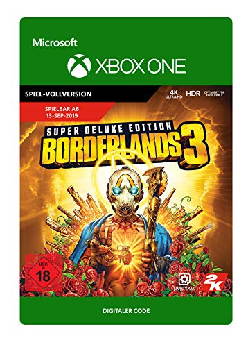 Borderlands 3: Super Deluxe Edition | Xbox One - Download Code