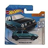 Mattel Cars Hot Wheels Golf MK2 68/250 2019 Short Card