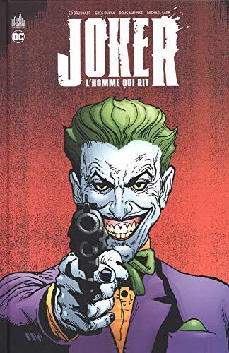 Joker l'homme qui rit - Tome 0