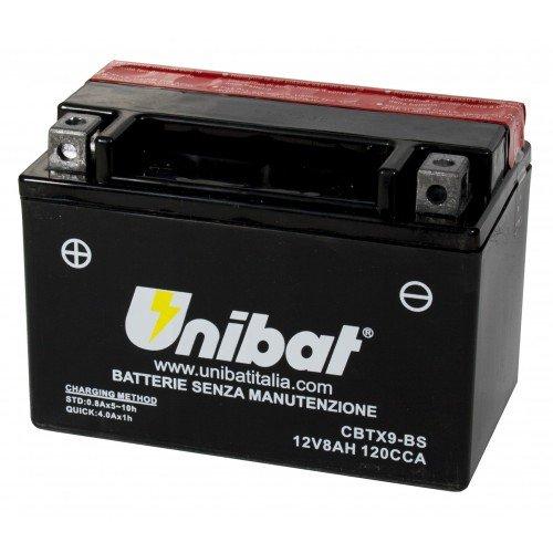 Unibat - Batteria Cbtx9-Bs
