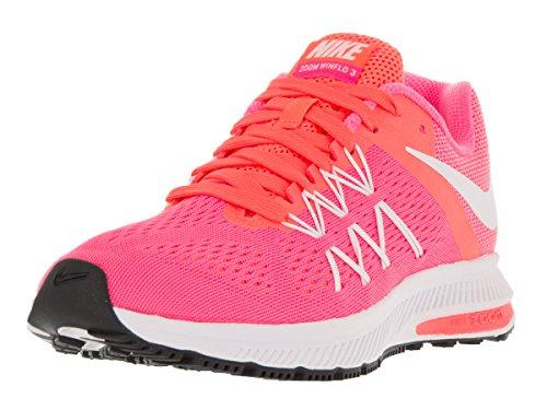 Nike Women's Air Zoom Winflo 3 Running Shoe #831562-600 (6.5)