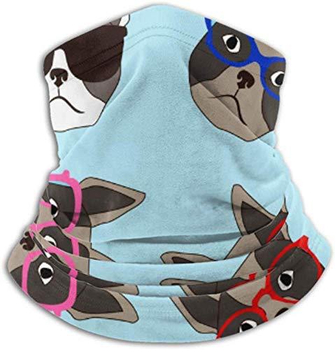 Halswarmer van fleece Xff0C; sjaal voor honden, mollen, multifunctioneel, Nice Endless ornament, hele gezicht of hoed op de hals, capuchon