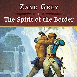 The Spirit of the Border  cover art