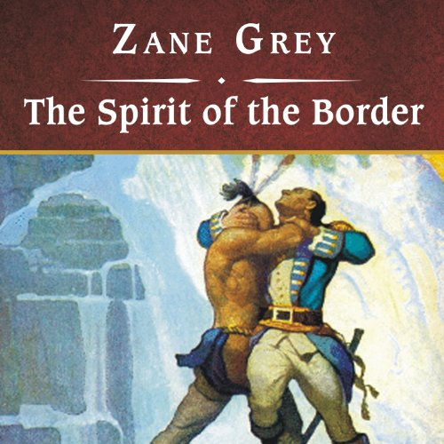 The Spirit of the Border copertina