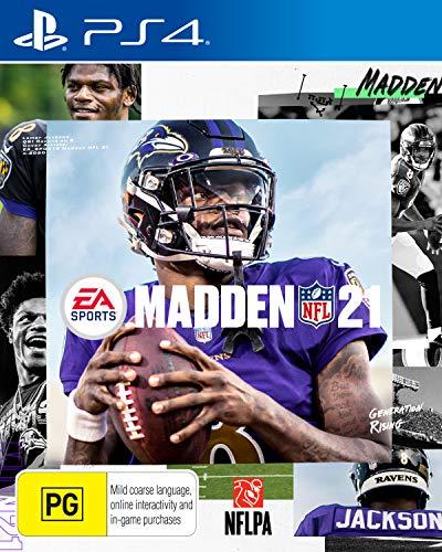 Madden NFL 21 - PlayStation 4 (Ps4)