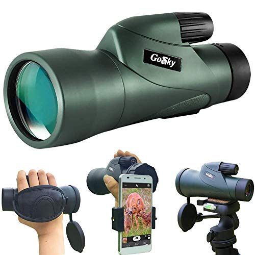 Gosky 12x55 High Definition Monocular