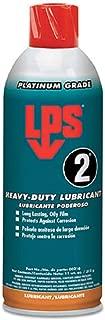 LPS Labs 00216 LPS 2 Heavy-Duty Lubricant - 11 oz Aerosol