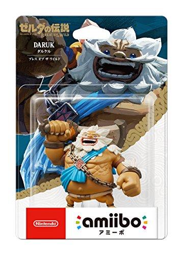 Daruk Amiibo - 2