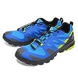 [サロモン] XA ROGG メンズ トレッキング アウトドア シューズ 登山 アドベンチャー 男性 クツ 靴 (INDIGO/LIME, measurement_26_point_0_centimeters) [並行輸入品]