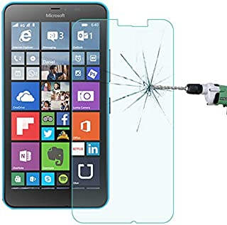 vfgger For Microsoft Lumia 640 XL 0.26mm 9H Surface Hardness 2.5D Explosion-proof Tempered Glass Screen Film