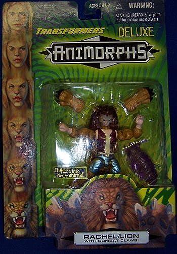 con 60% de descuento Animorphs Rachel Lion by by by Hasbro  ventas al por mayor