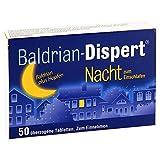 Baldrian-Dispert Nacht zu 50 stk