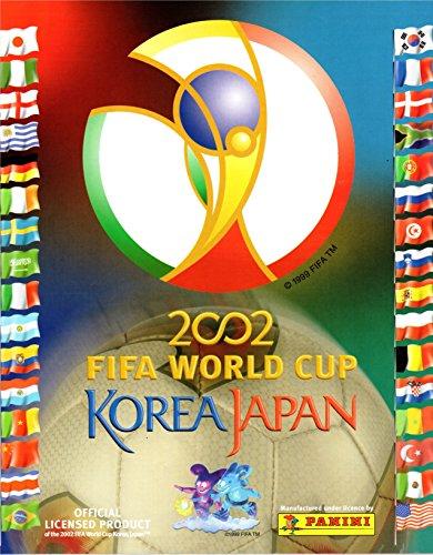Álbum mundial de fútbol Corea y Japón 2002 (English Edition)