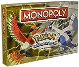 USAOPOLY Monopoly Game: Pokémon Johto Edition