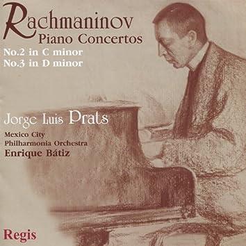 Rachmaninov: Piano Concerto No. 2 & 3