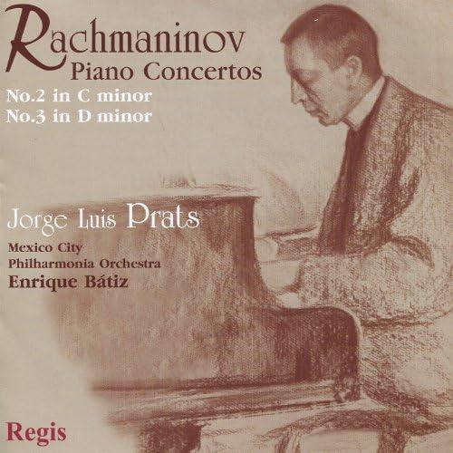 Jorge Luis Prats, Mexico City Philharmonic Orchestra, Enrique Bátiz