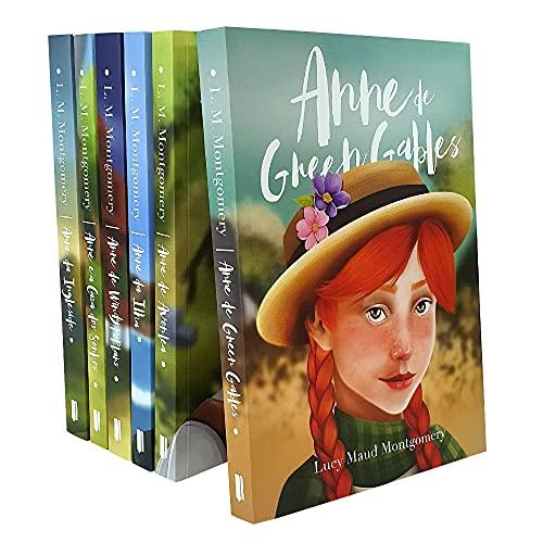 Box 6 Livros | Anne de Green Gables | Brochura | Lucy Maud Montgomery