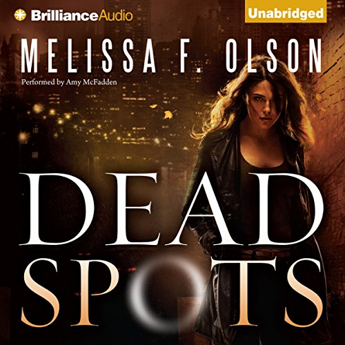 Dead Spots audiobook cover art