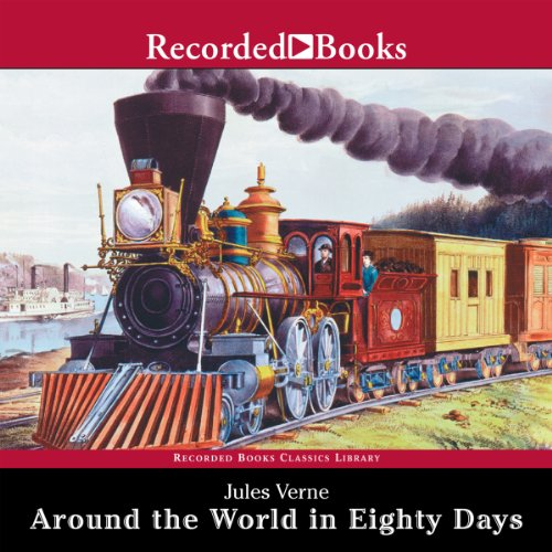 Around the World in 80 Days copertina