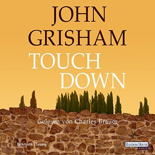 Touchdown audiobook cover art