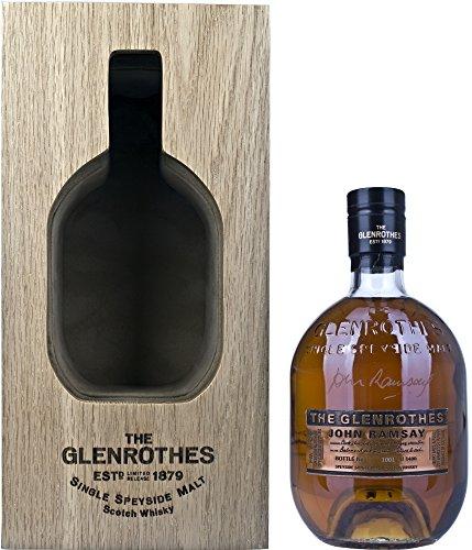 The glenrothes John Ramsey speyside Single Malt Scotch Whisky (1x 0,7l)