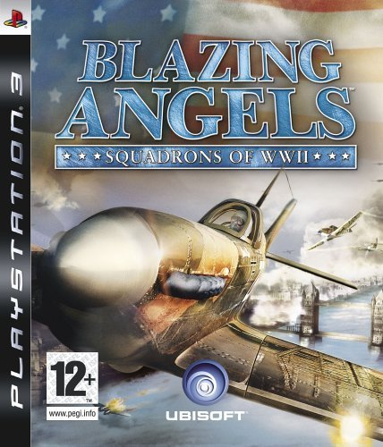 Blazing Angels: Squadrons of WWII (PS3) [Import UK]