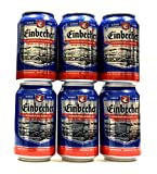 Einbecker Brauherren Alcohol-Free Beer Beverage, Non-Alcoholic NA, Product of Germany - 11.2 Fl Oz (Pack of 6)