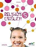 Religión Católica 5. (Aprender es crecer en conexión) - 9788467884029